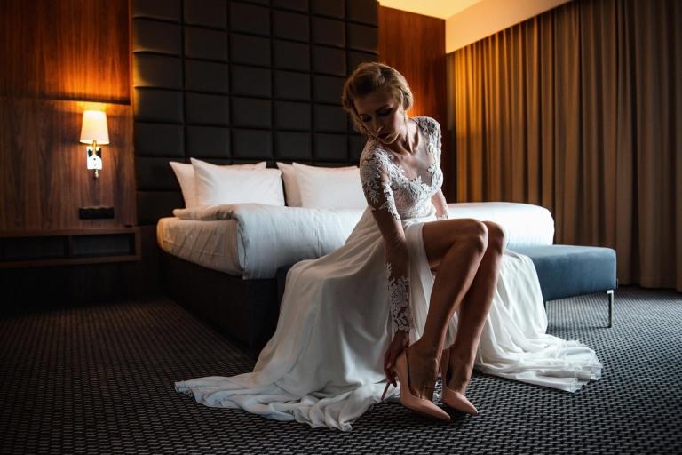 Hotel Heron Live sesja ślubna