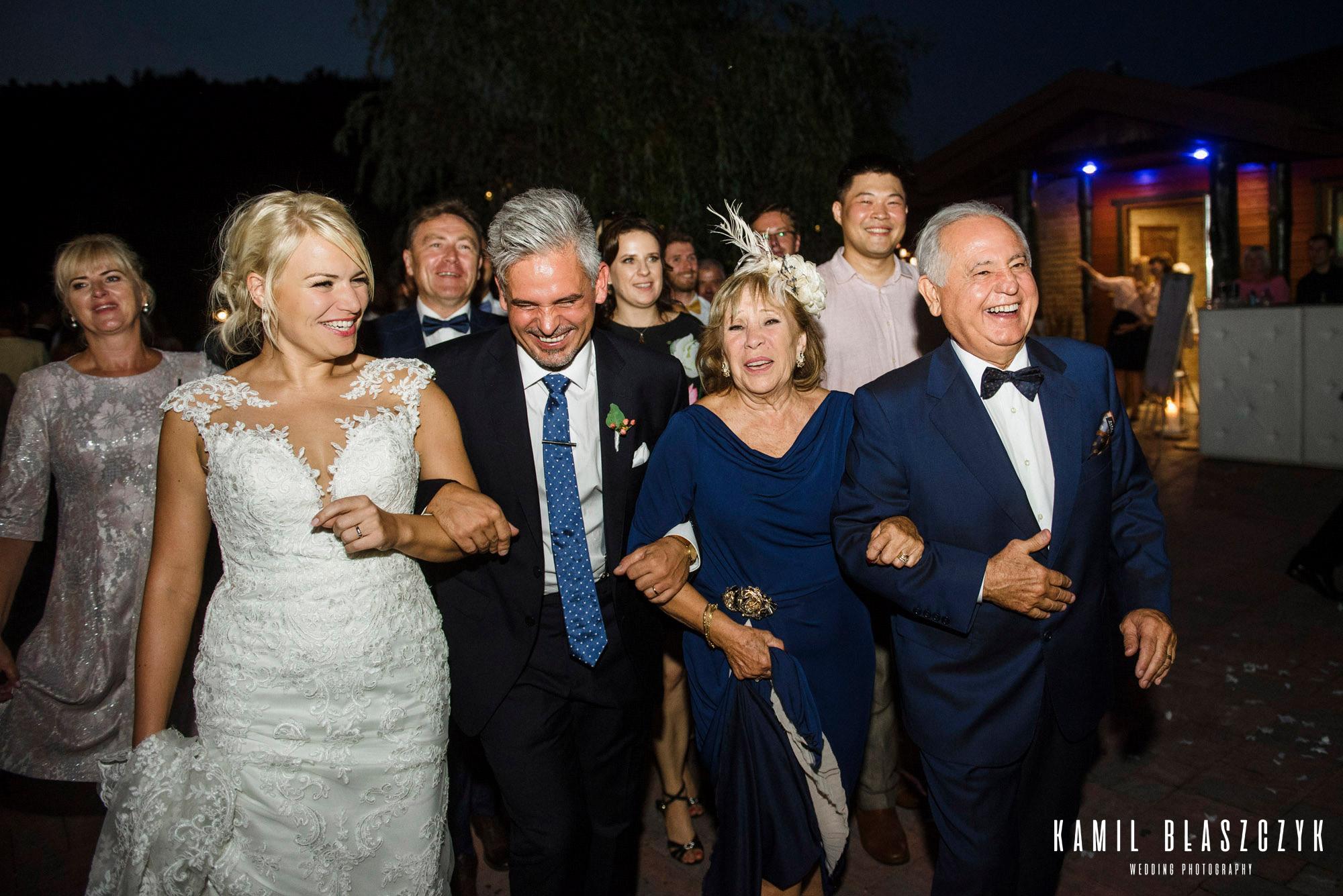 Polonez na weselu