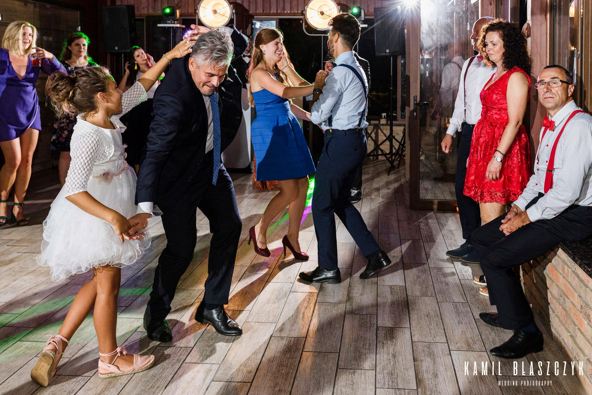 Zabawa na ślubie