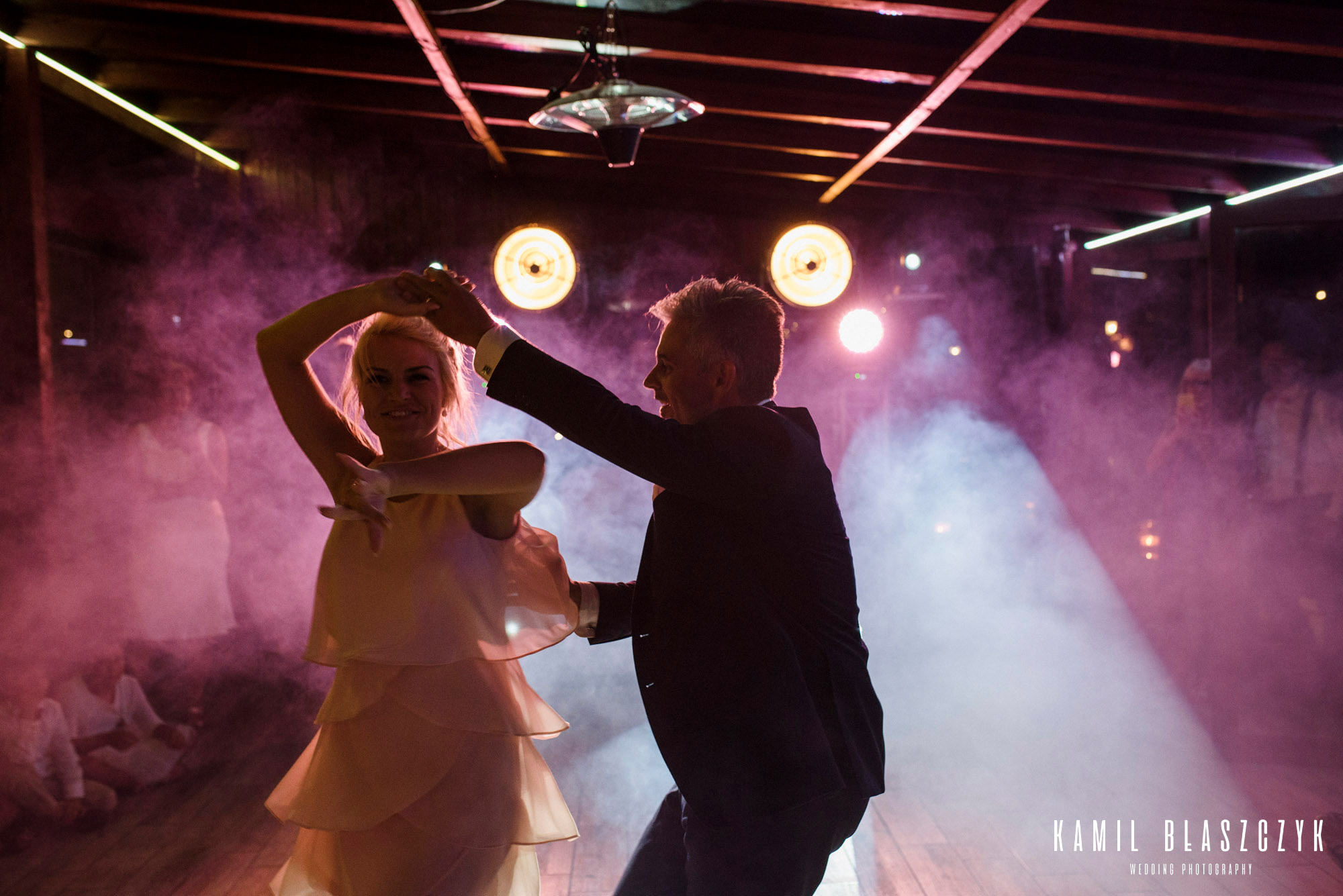 Taniec na ślubie