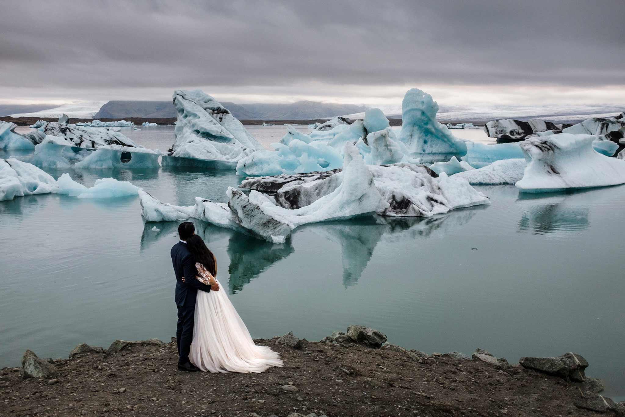 Sesja ślubna na Islandii w wykonaniu fotografa ślubnego Kamila Błaszczyka