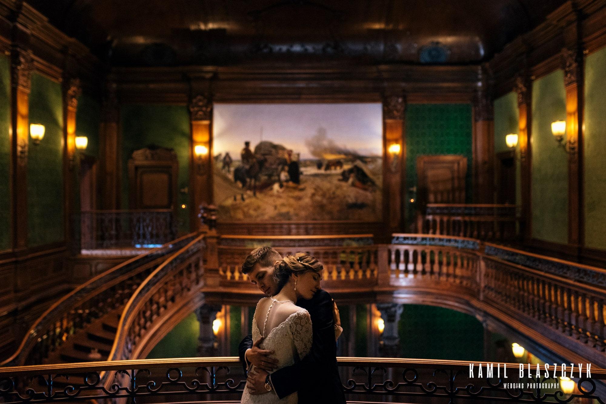 Ślub - pałac goetzów