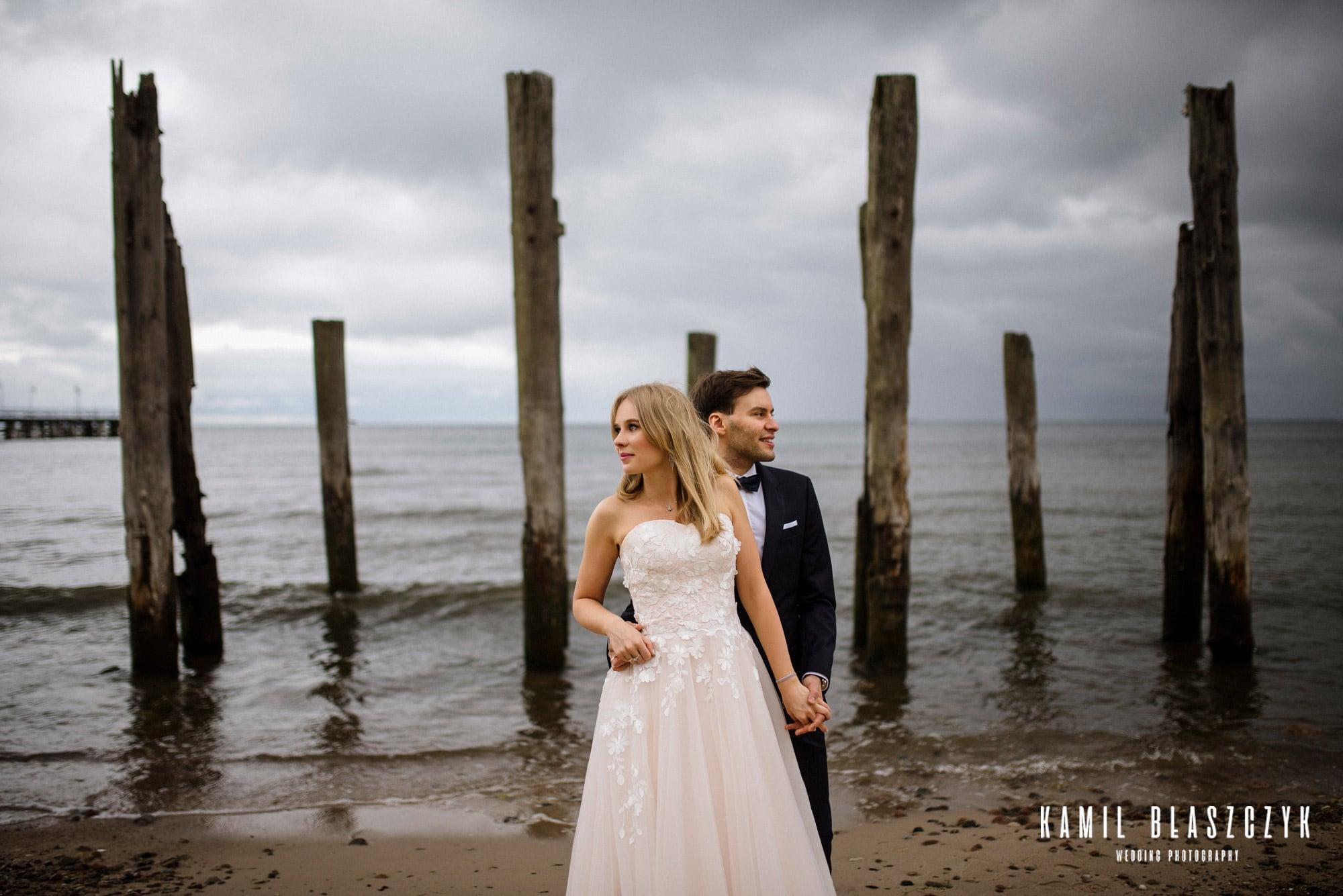 Sesja ślubna nad Morzem - poradnik