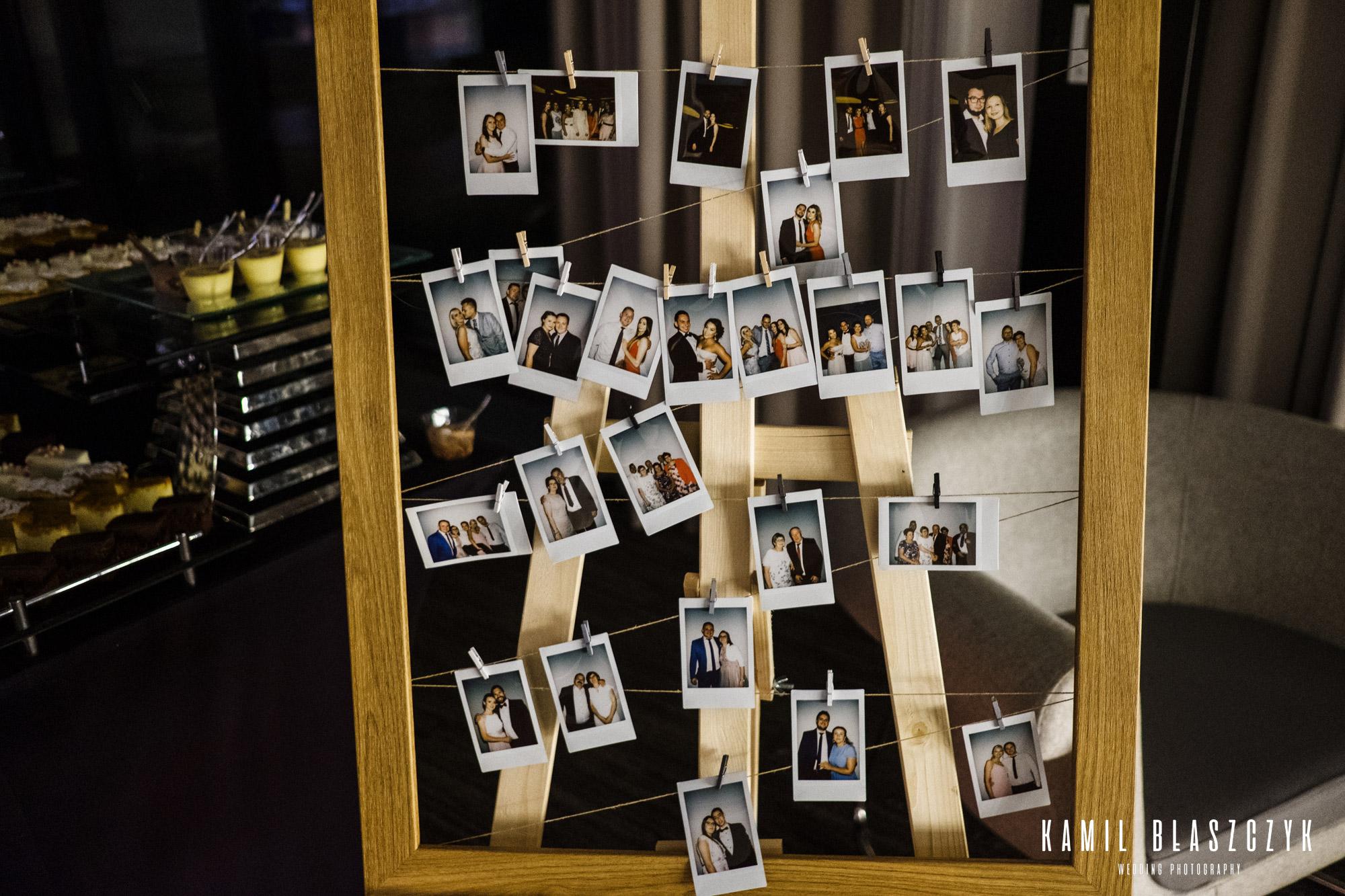 fotografia natychmiastowa - instax i polaroid na weselu