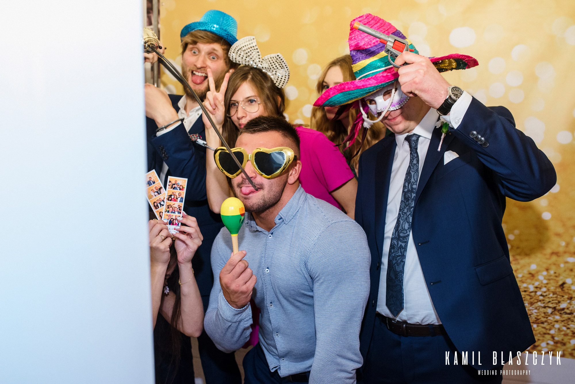 fotobudka na wynajem na przyjęcie weselne