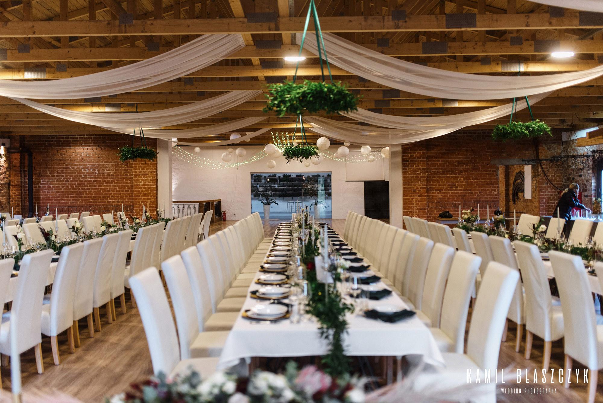 Przywidz - Zielona Brama - sala na wesele