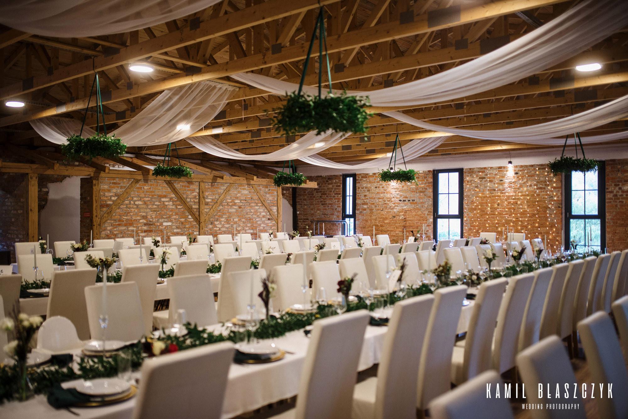 Sala weselna Zielona Brama Przywidz